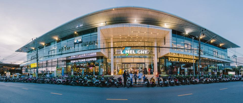 Limelight Shopping Centre