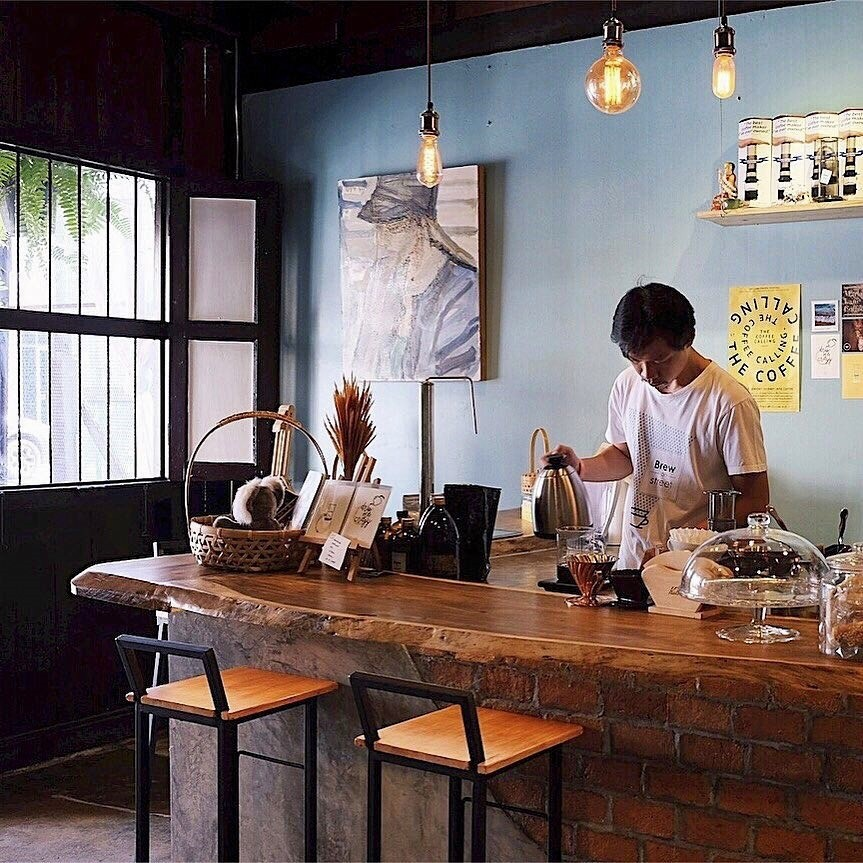 Shelter Coffee Phuket Town