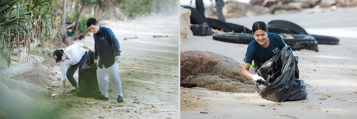 Phuket Beach Clean