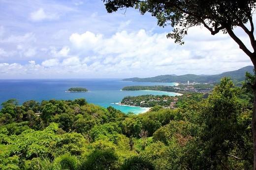 普吉岛旅游攻略之卡伦观景台