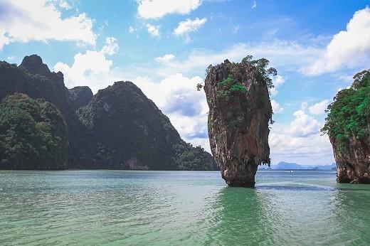 普吉岛旅游攻略之攀牙湾
