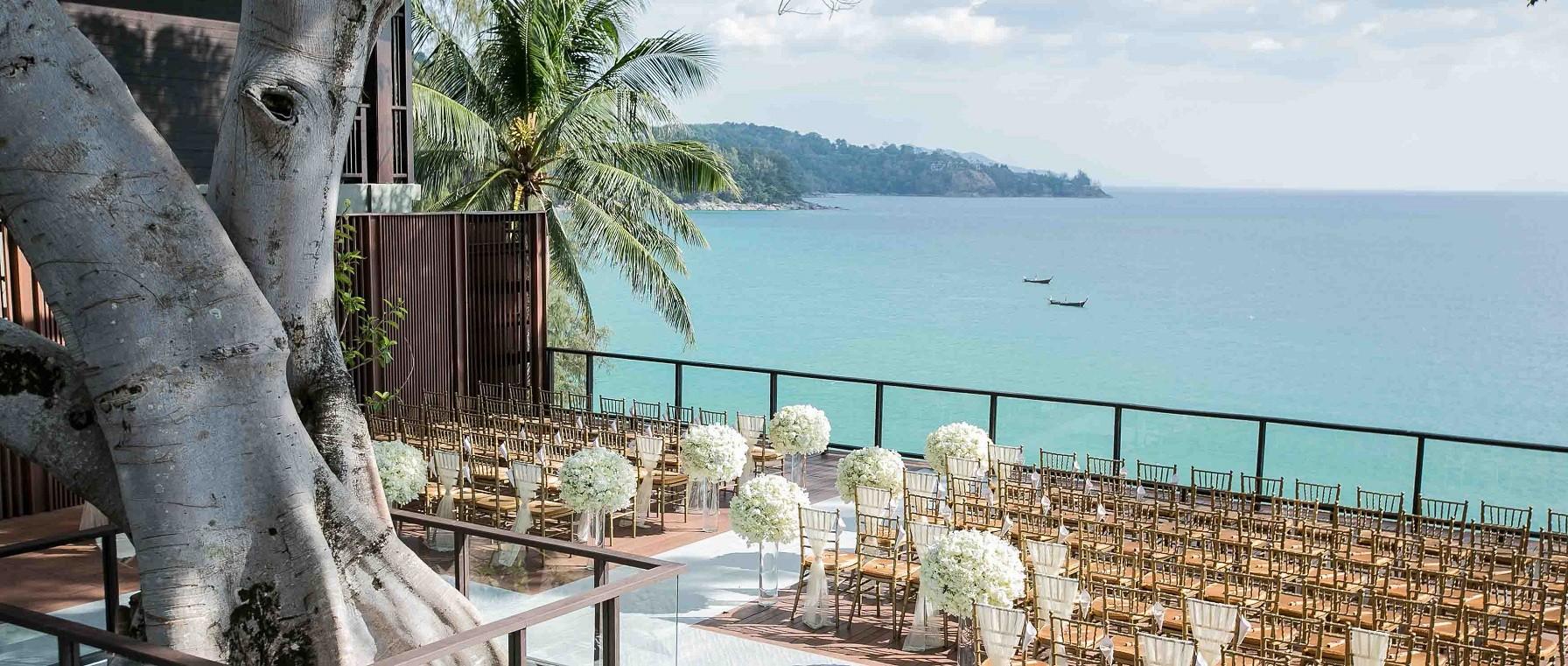 普吉岛酒店,婚礼