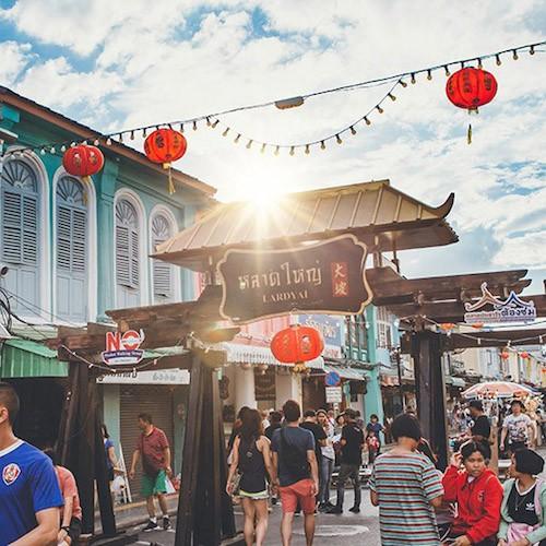 Phuket Town Guide