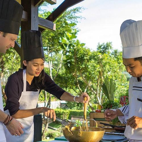 Thai cooking class in Phuket
