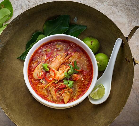 Authentic Thai Food Recipe Tom Yum