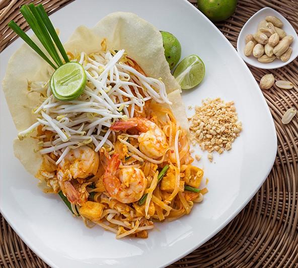 Pad Thai Food Recipe
