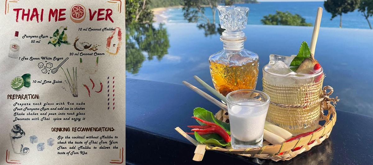 Thai Cocktail Recipe